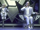 SNL: Mike Myers reprises Dr. Evil role to mock Sony hacking scandal