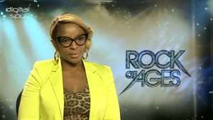 Rock of Ages interview: Mary J Blige on playing a strip club owner