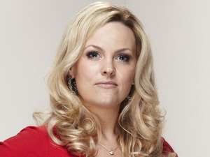 Jo Joyner as Tanya in EastEnders