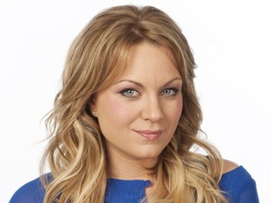 Rita Simons as Roxy Mitchell in EastEnders