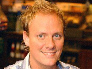 Antony Cotton as Sean Tully in Coronation Street