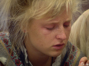 Big Brother 2012: Day 9 - Caroline crying