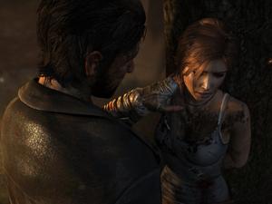 Tomb Raider E3 Screenshots