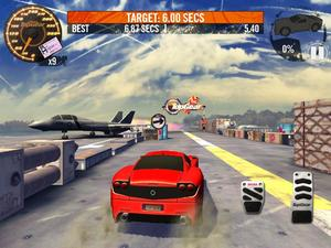 Top Gear: Stunt School Revolution screen
