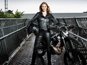 Jodie Kidd stars in Olympic-themed &#39;Italian Job&#39; homage