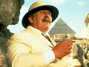 Death On The Nile, Peter Ustinov