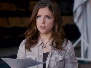 'Pitch Perfect' trailer still
