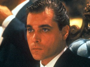 Ray Liotta as Henry Hill in &#39;Goodfellas&#39;