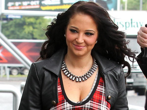 Tulisa Contostavlos, X Factor, Glasgow auditions