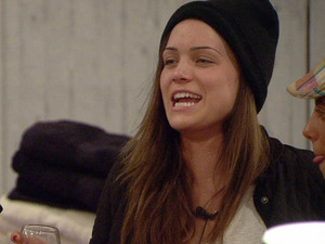 Big Brother Day 6: Ashleigh, Caroline and Sara.