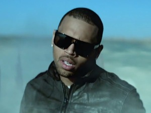 Chris Brown 'Don't Wake Me Up' music video.