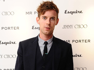 Esquire & Mr Porter London Collections: Luke Treadaway