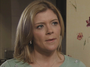 Leanne denis she has been playing Eva for a fool, and Nick insists that Leanne is the love of his life