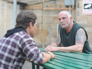 Brax realises his Dad hasn't changed at all.
