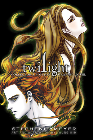 'Twilight Collectors Edition', 'New Moon' graphic novel