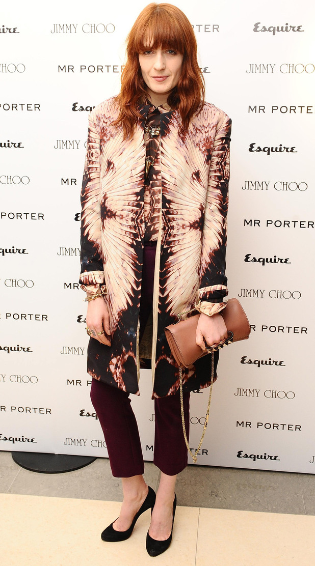 Esquire & Mr Porter London Collections: Mens Party