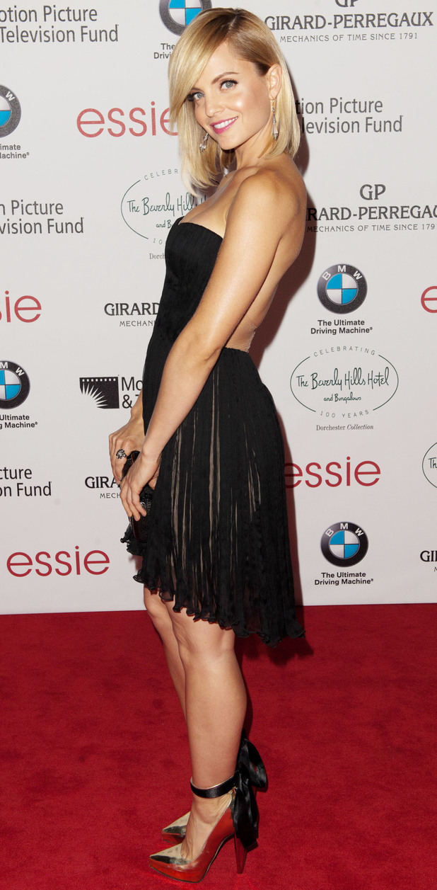 Mena Suvari at the BMW Beverly Hills Hotel Event, California.