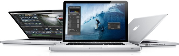 Apple's MacBook Pro with Retina display.
