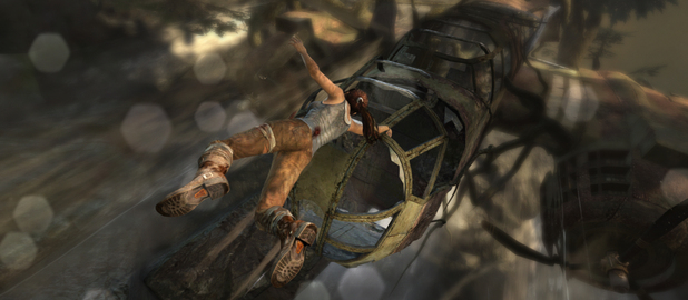 Tomb Raider E3 Screenshots