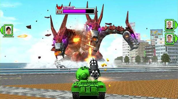 Tank! Tank! Tank! for Wii U