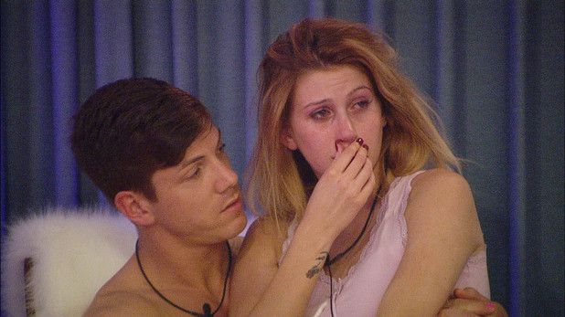Big Brother 2012: Day 9 - Luke S and Ashleigh