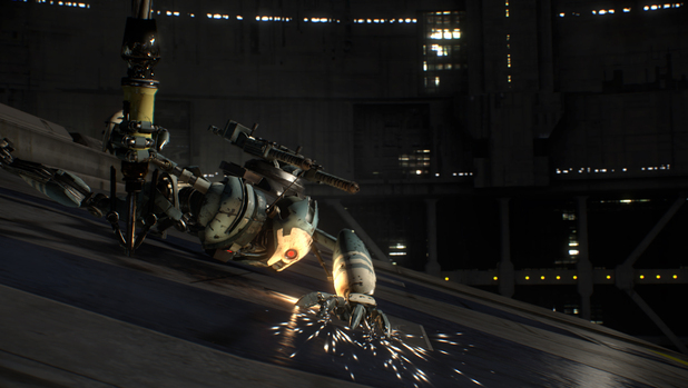 'Star Wars 1313' E3 screenshot