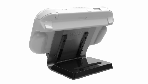 Mad Catz Wii U accessories: Tablet Dock