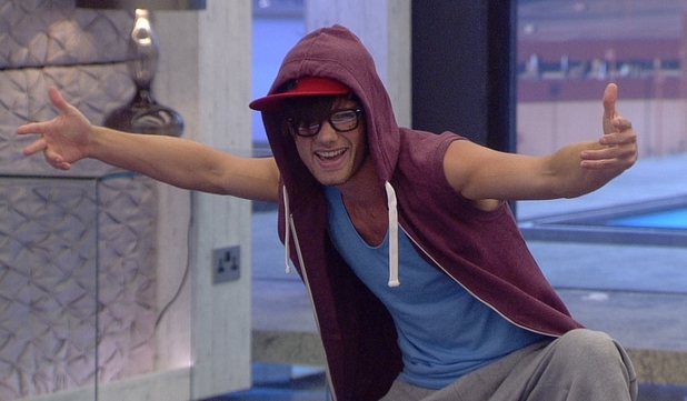 Big Brother Day 12: Arron.