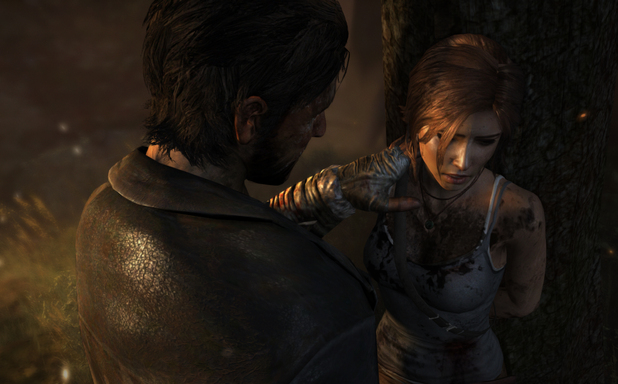 Tomb Raider E3 Screenshot