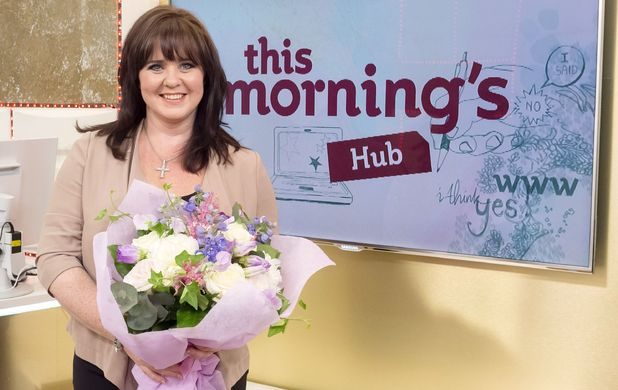 Coleen Nolan's last appearance on 'This Morning'