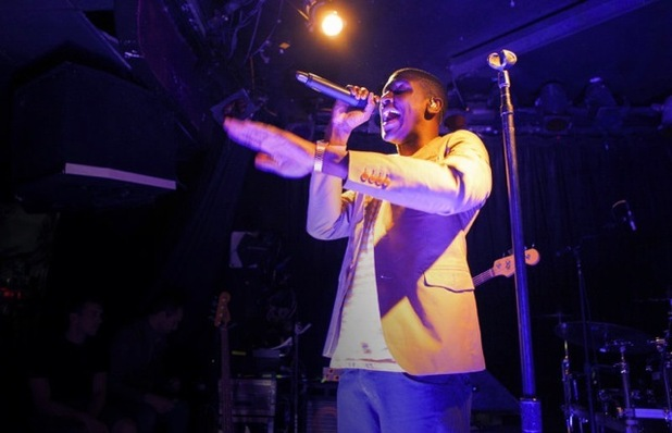 Labrinth performs at LA's Viper Room