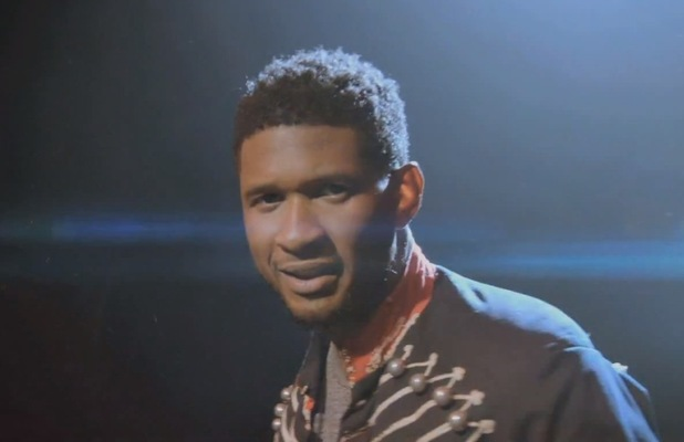 Usher 'Scream' music video.