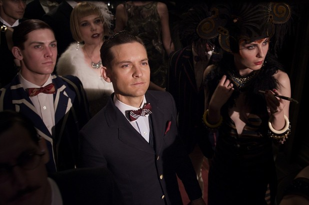Tobey Maguire The Great Gatsby