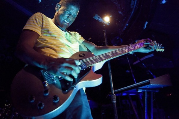Labrinth performs at LA&#39;s Viper Room