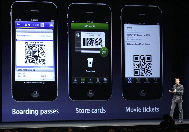 Apple WWDC 2012: Scott Forstall, Apple's senior vice president of iOS Software, talks about the new Passbook application.