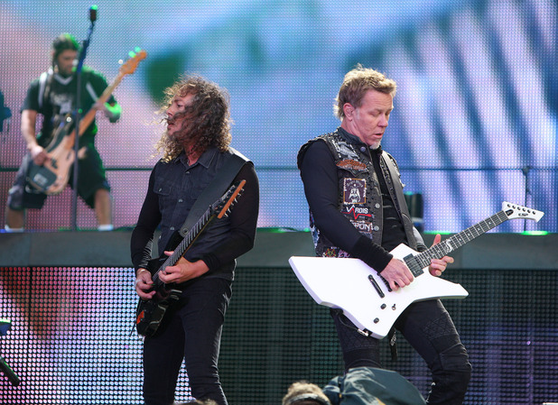 Download Festival 2012 at Donington Park: Metallica 