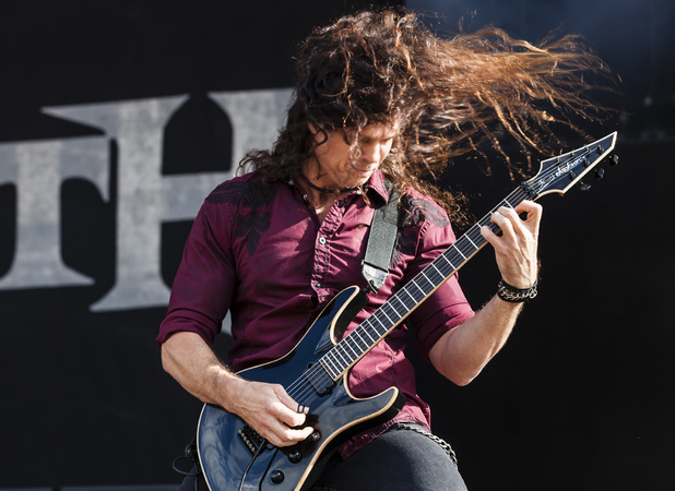 Download Festival 2012 at Donington Park: Megadeth