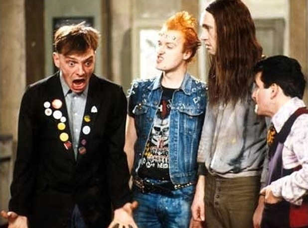 'The Young Ones' still
