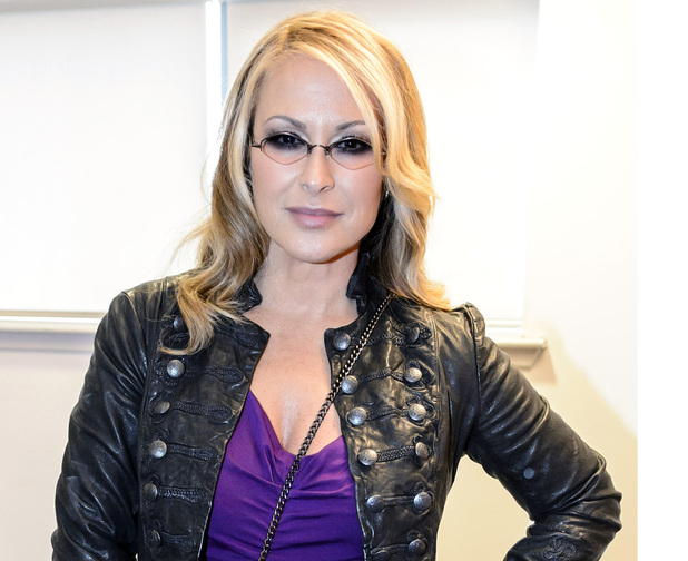 'The X Factor' Glasgow auditions: Guest Judge Anastacia