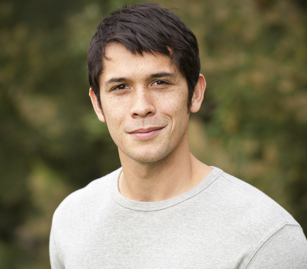 Bob Morley as Aidan Foster in Neighbours