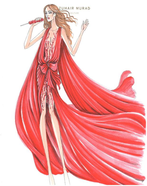 Jennifer Lopez Dance Again Tour costume designs