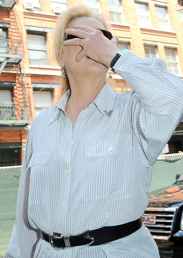 Meryl Streep - Celebrity Pictures: 09/06/12 - 15/06/12 - Digital Spy