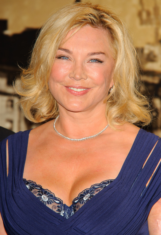 Birthday Honours List: Amanda Redman