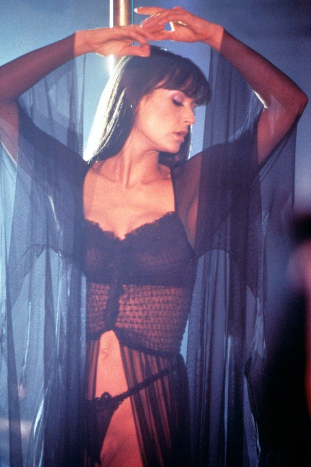 Demi Moore Striptease