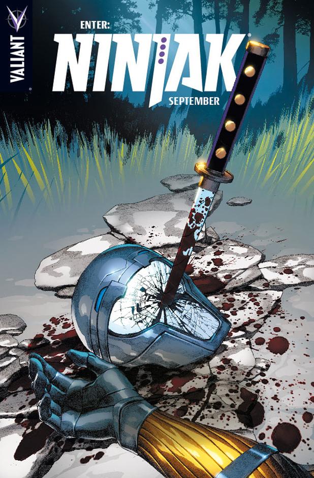 'Ninjak' cover