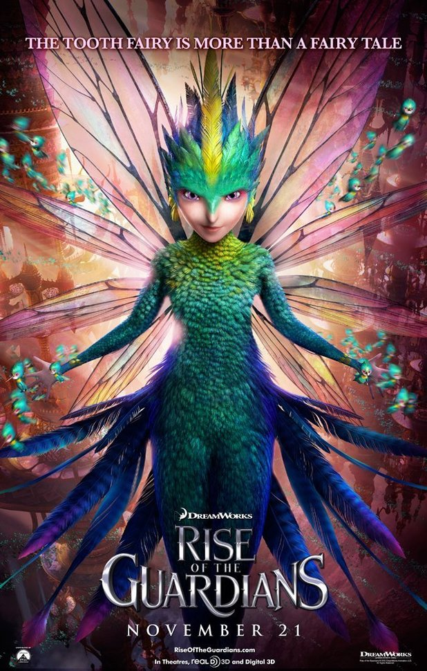 Rise of the Guardians: The Tooth Fairy