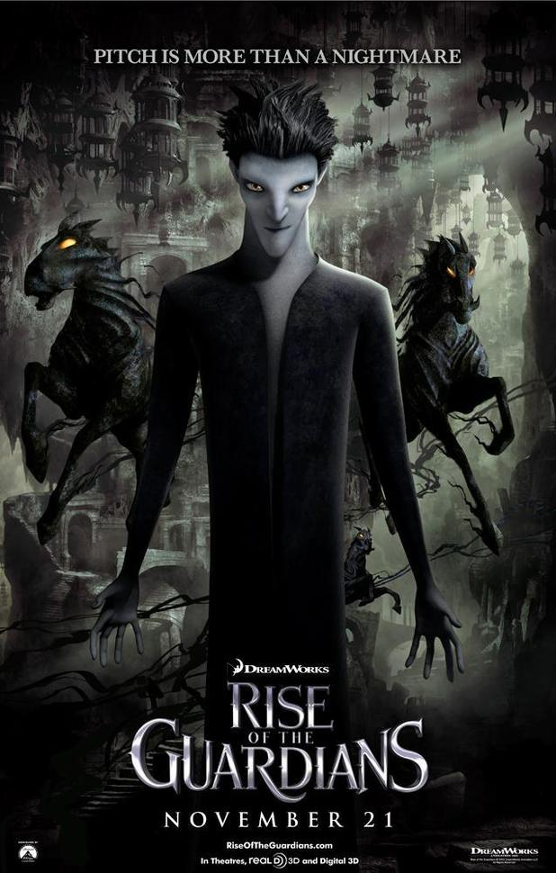 Rise of the Guardians: Pitch