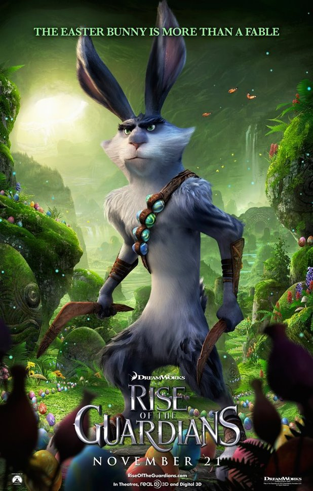 Rise of the Guardians: The Easter Bunny