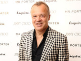 Esquire & Mr Porter London Collections: Graham Norton