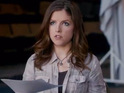 Anna Kendrick's misfit is bullied into an a capella group in the music comedy.
